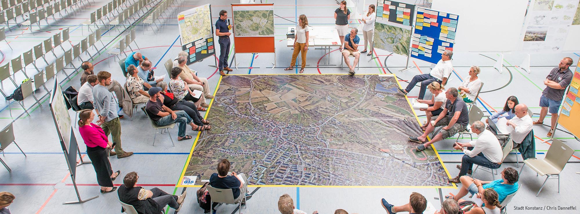 2. Bürgerforum Hafner