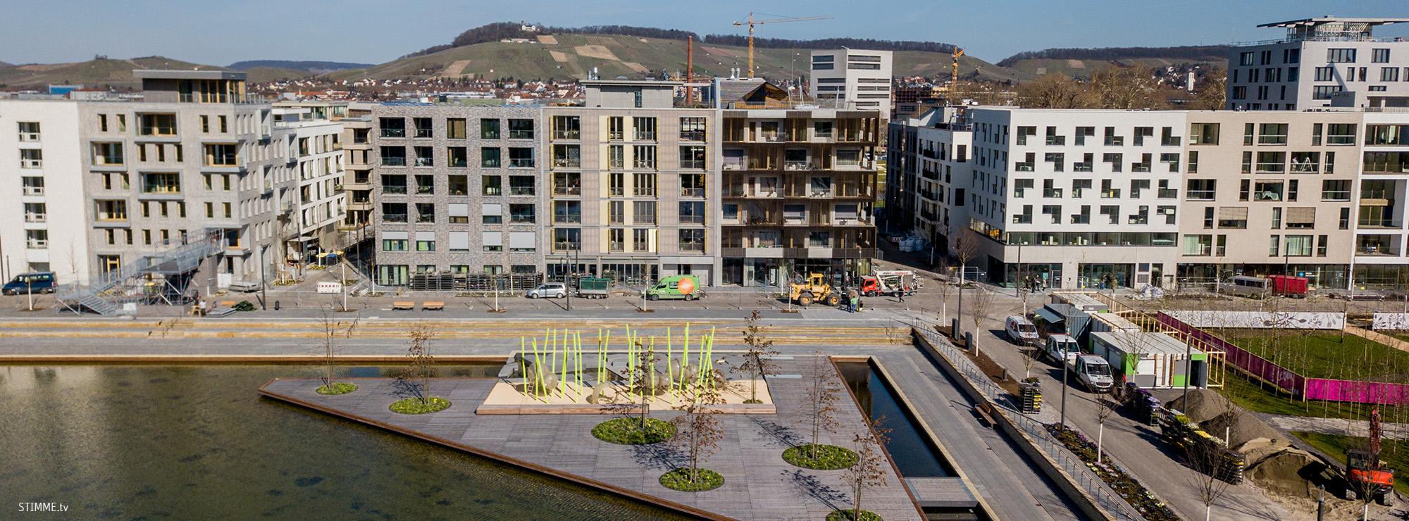 Heilbronn Neckarbogen