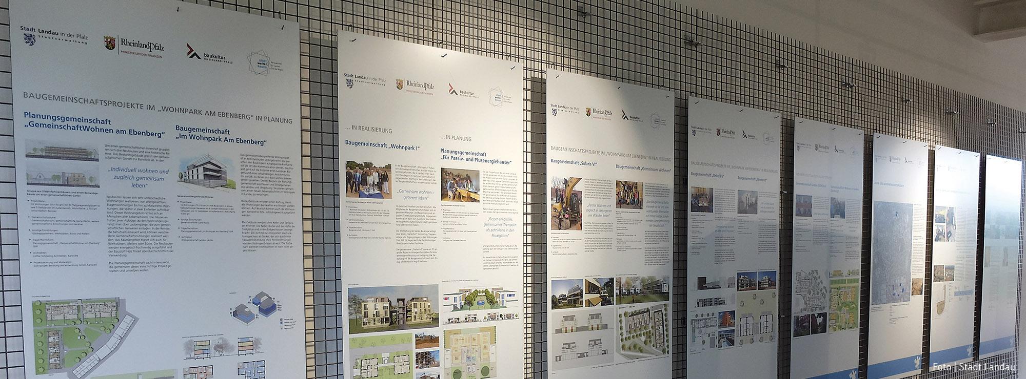 Landau Baugruppen Ausstellung