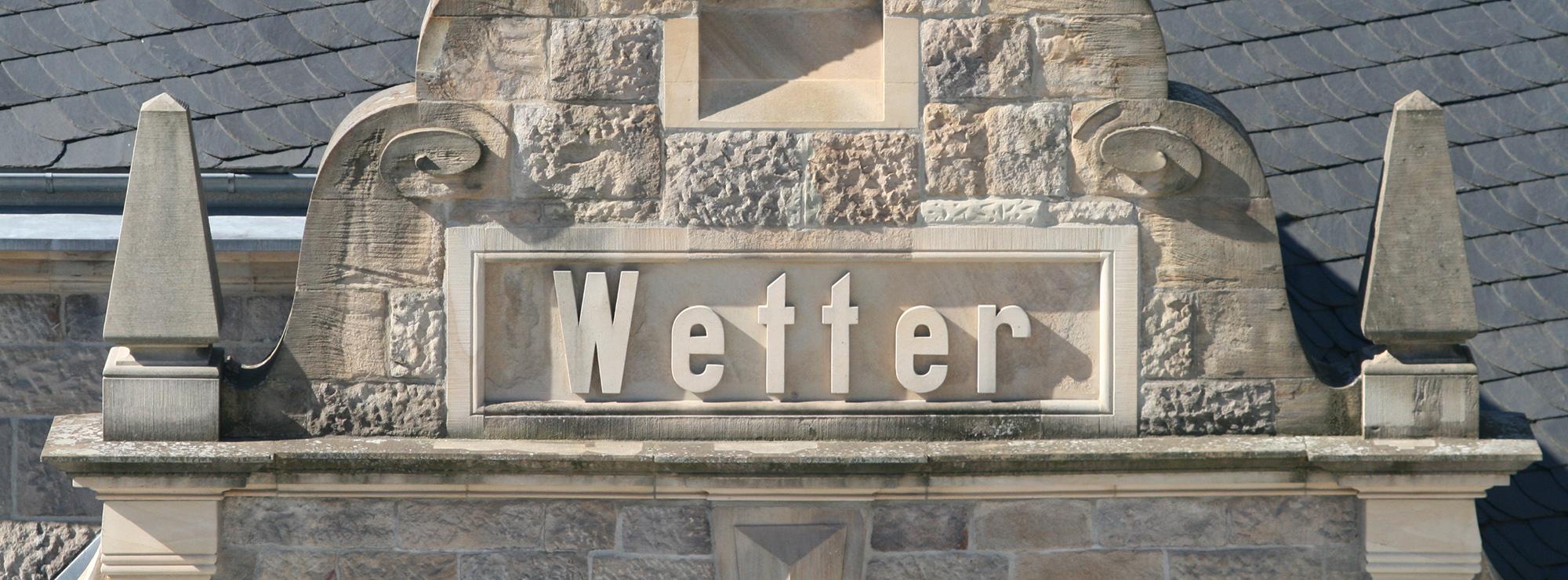 ppas Wetter Bahnhof