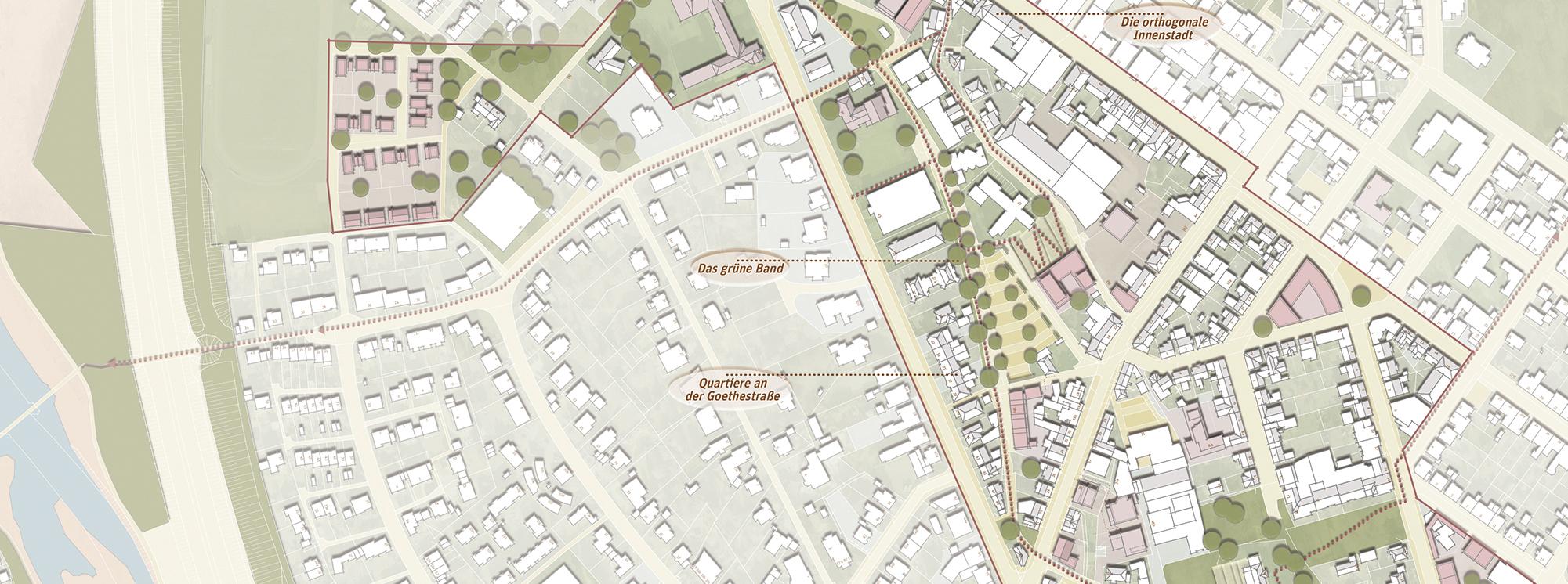 Pesch Partner, Städtebau, Rahmenplan, Arnsberg
