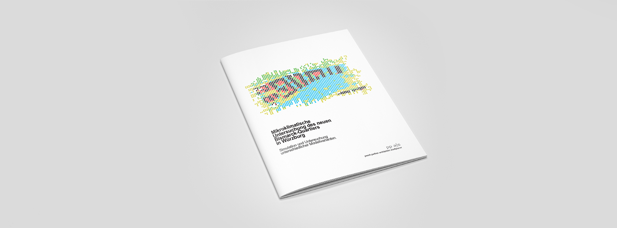 Bismarck-Quartier Würzburg_DGNB_Beethovengruppe_PeschPartner_Simulation_Mikroklima_Envi-met_Klimamodell
